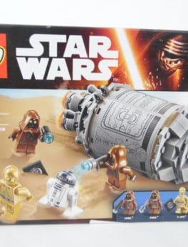 LEGO Star Wars - N° 75136 - Pod d'échappement droïde