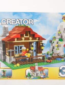 LEGO Creator - N°31025 - 3/1- Refuge de montagne