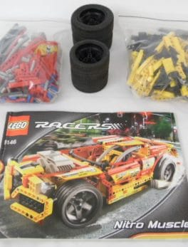 LEGO Racers - N° 8146 - Muscle nitro