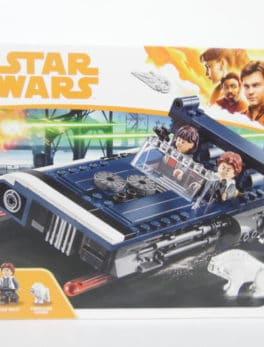 LEGO Star Wars - N° 75209 - Le Landspeeder de Han Solo