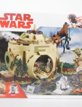 LEGO Star Wars - N° 75208 - La cabane de Yoda