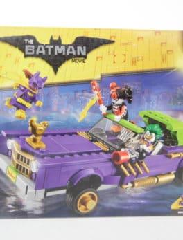 LEGO Super Heroes - N° 70906 - Le Joker Notorious Lowrider