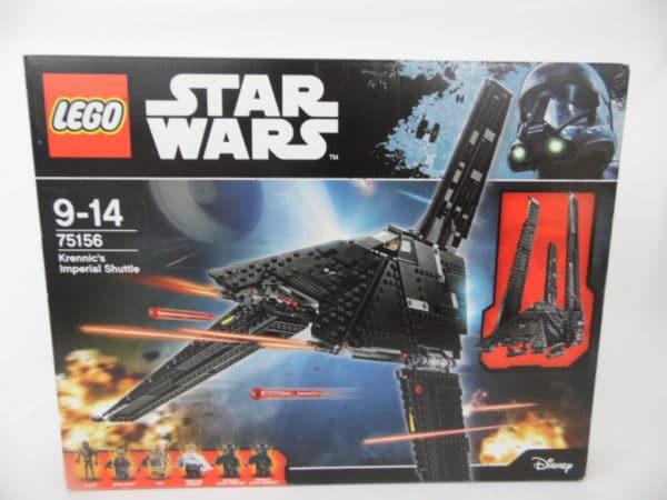 LEGO Star Wars - N° 75156 - Navette impériale de Krennic
