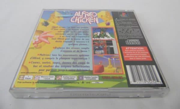 Jeu vidéo Playstation - Alfred Chicken