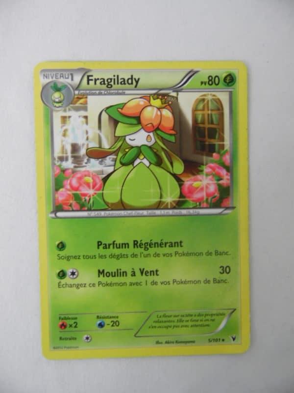 Carte Pokemon FR - Fragilady 80PV - 5/101