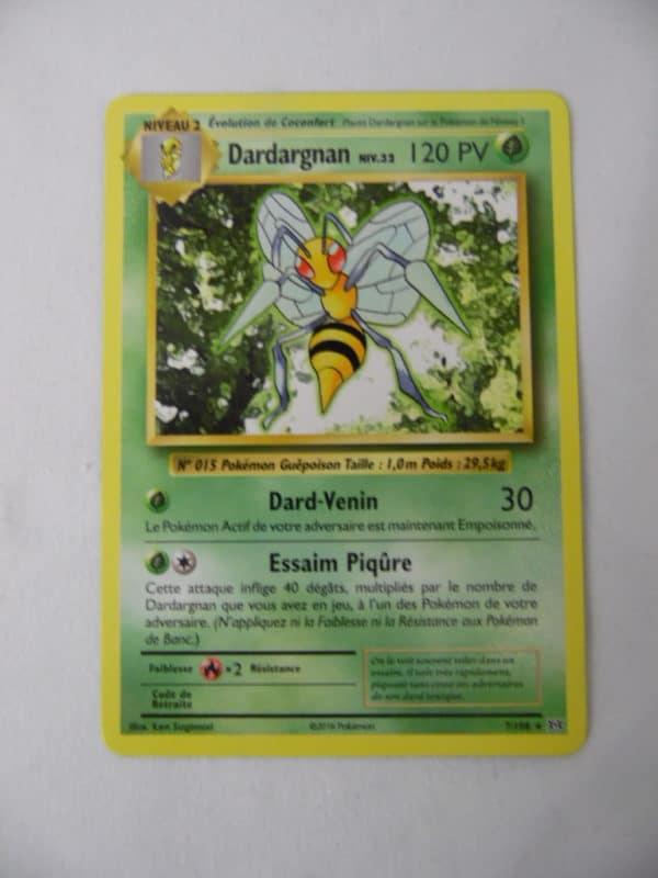 Carte Pokemon FR - Dardargnan 120PV - 7/108 - XY évolutions