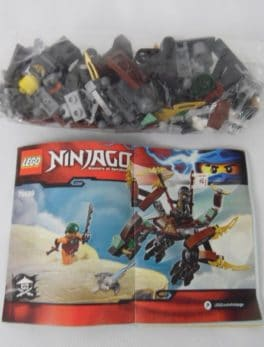 LEGO Ninjago - N° 70599 - Le dragon de Cole