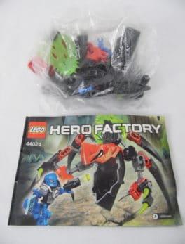 LEGO Hero Factory - N° 44024 - TUNNELER Beast contre SURGE