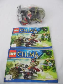 LEGO Chima - N° 70001 - Éventreur de griffes de Crawley