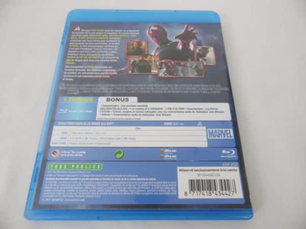 Blu-Ray - Avengers - L'ère d'Ultron
