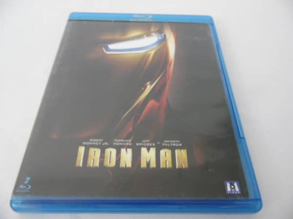 Blu-Ray - Iron Man