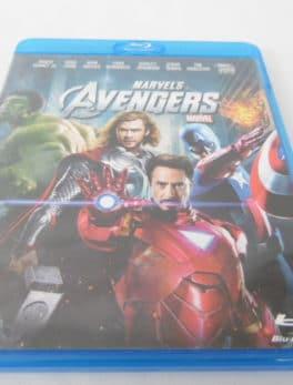 Blu-Ray - Avengers