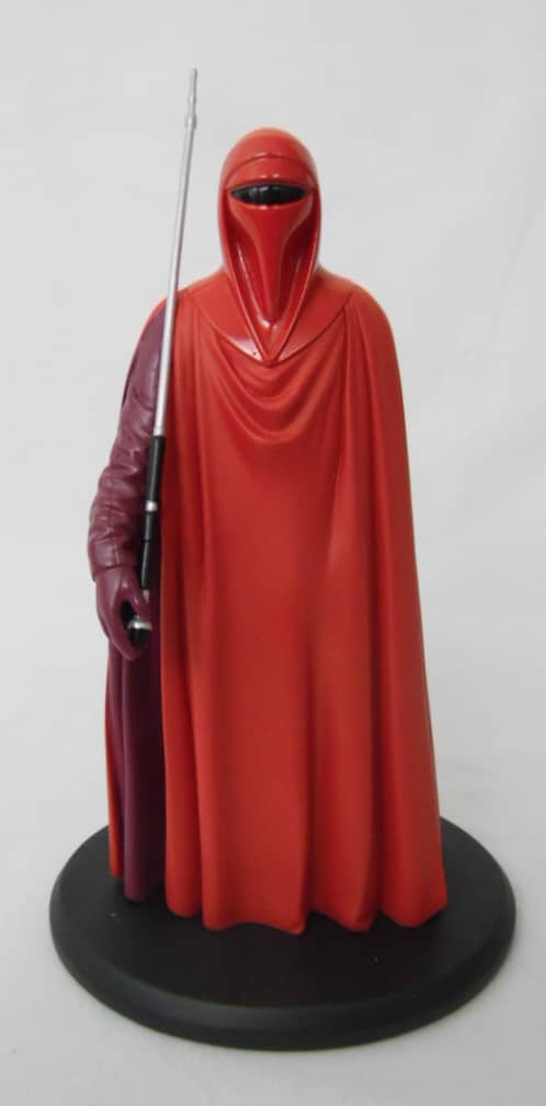 Statue Attakus - élite collection - Royal Guard