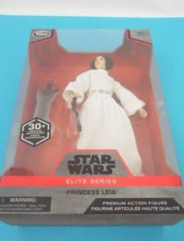 Figurine Star Wars - Elites series Premium - Princesse Leia