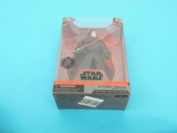 Figurine Star Wars - Elite séries - Kylo Ren démasqué