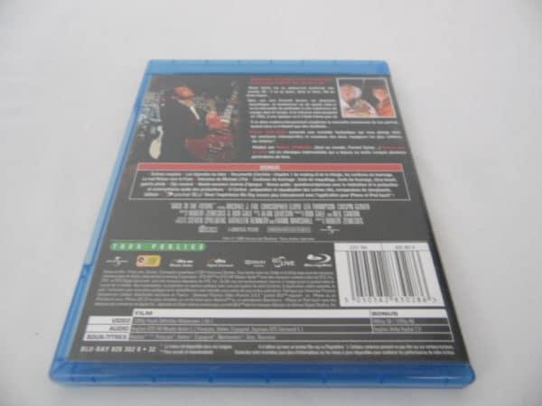 Blu-Ray - Retour vers le futur