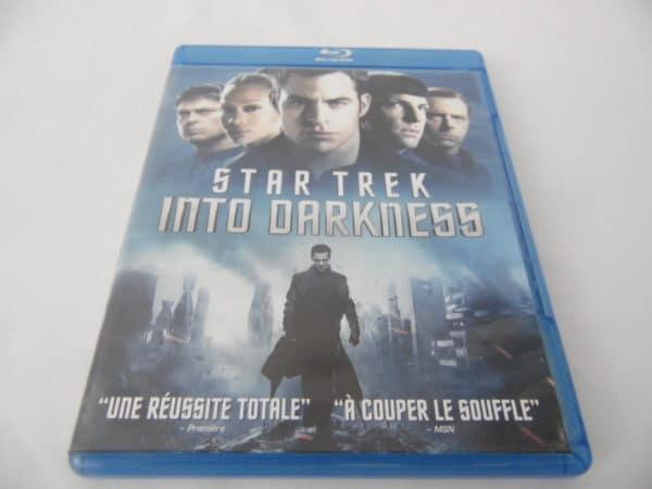 Blu-Ray - Star Trek - Into Darkness