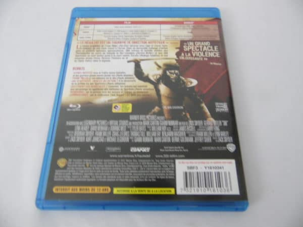 Blu-Ray - 300