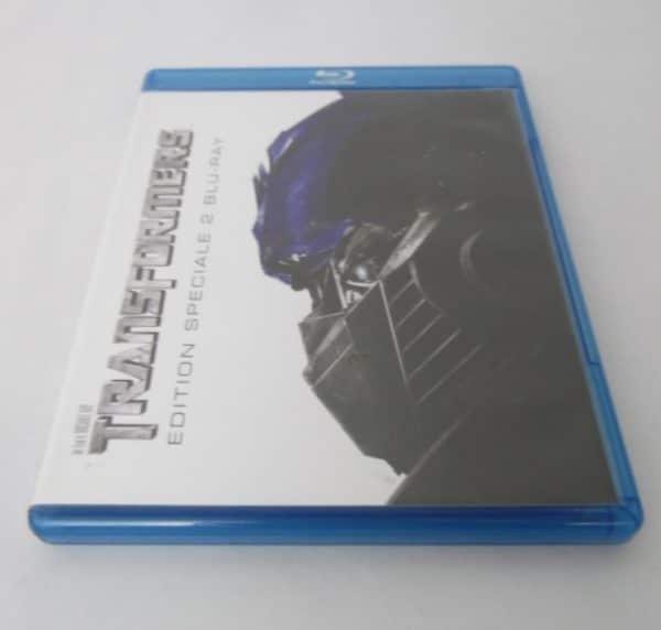 Blu-Ray - Transformer - édition spéciale 2 blu-ray