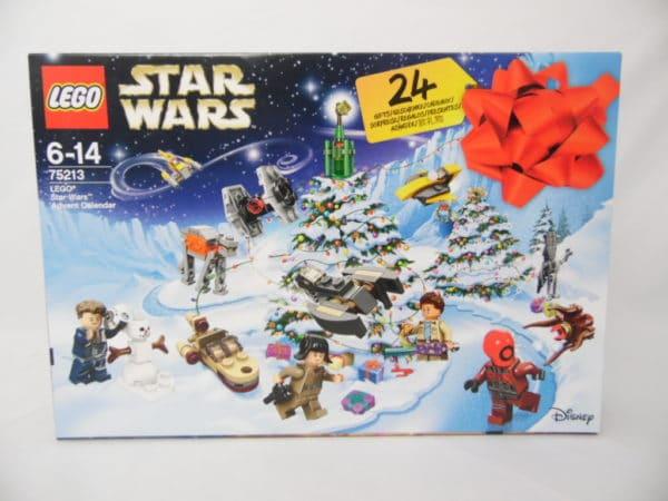 LEGO Star Wars - N° 75213 - Calendrier de l'Avent 2018