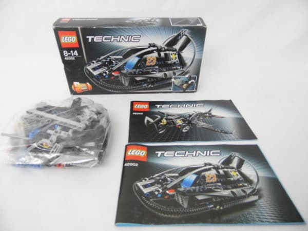LEGO Technic - 42002 - Aéroglisseur