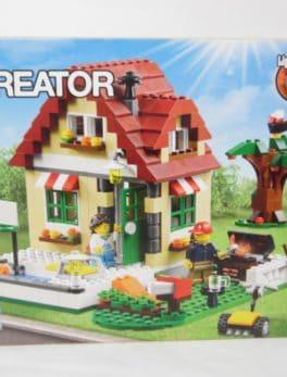 LEGO TECHNIC - 31038 - Changement de saisons - 3 en 1