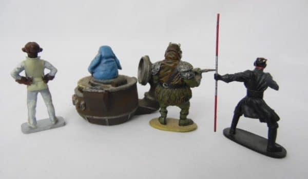 Figurines Star Wars - En plomb édition Atlas
