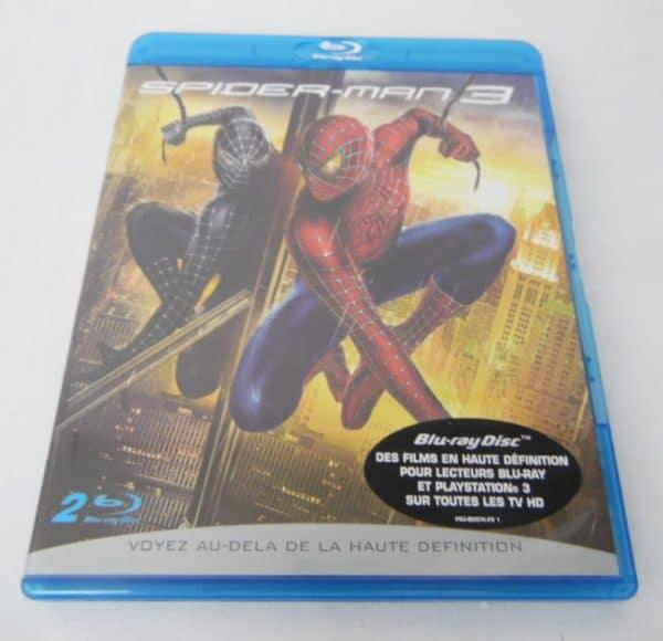 Blu-Ray - Spider-Man 3
