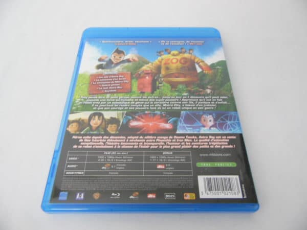 Blu-Ray - Astro Boy
