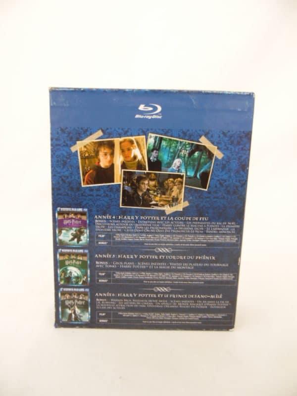 Blu-Ray - Coffret Harry Potter 4 à 6