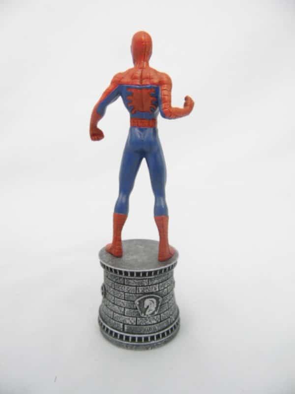 Figurine Marvel jeux d'échecs N°1 - Spiderman