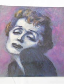 Disque vinyle - 33 T - Edith Piaf - Récital 1961