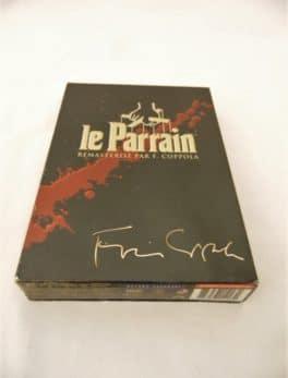Blu-Ray - Coffret Le parrain - Remasterisé par F. Coppola