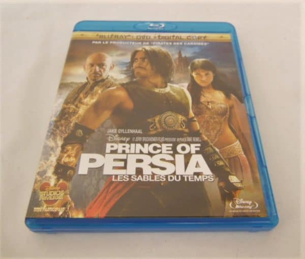 Blu-Ray - Prince of Persia - Les sables du temps