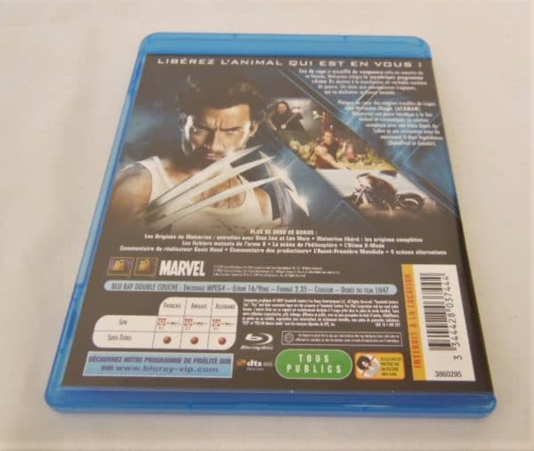 Blu-Ray - Wolverine - X-Men Origins