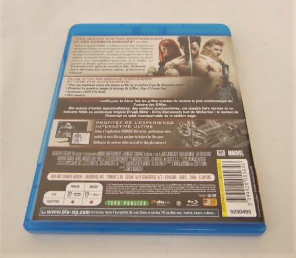 Blu-Ray - Wolverine - Le combat de l'immortel