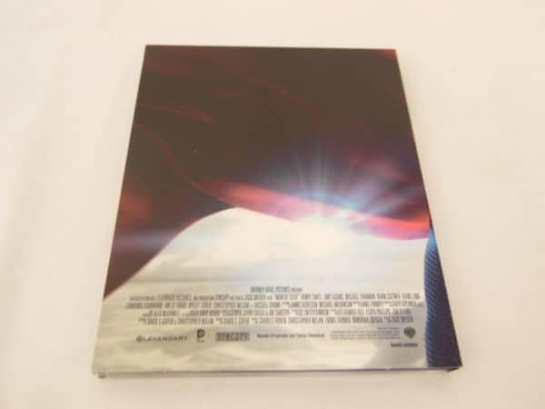 Blu-Ray - Man Of Steel - Superman