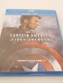 Blu-Ray - Captain America - First Avenger