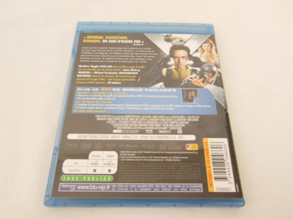 Blu-Ray - X-Men - Le commencement