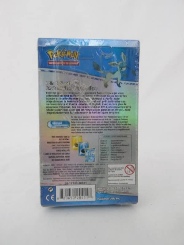 Coffret Carte Pokemon FR - Aube Majestueuse - Diamant et perle - Givrali