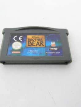 Jeux retro gaming Nintendo - Game Boy Advance - Brother Bear