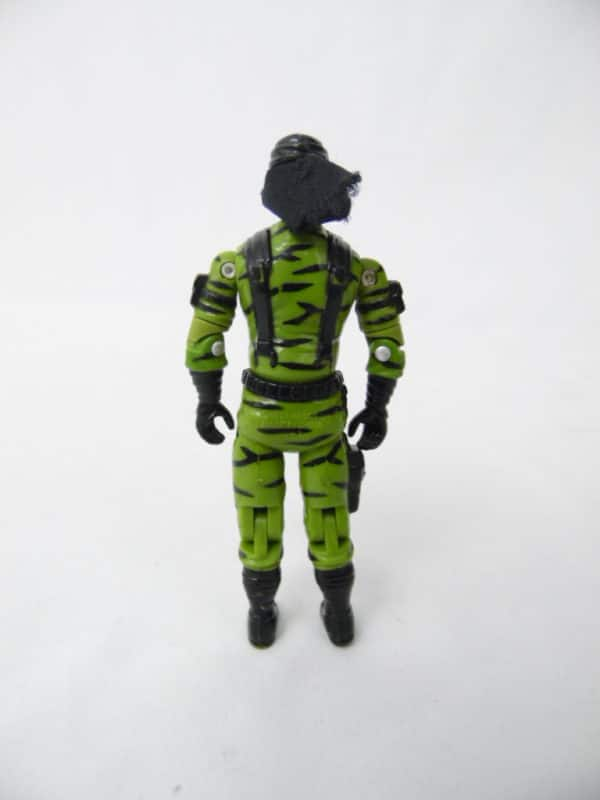 Figurine GI Joe - Nunchuck - 1992