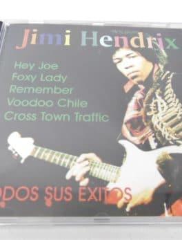 CD Jimi Hendrix - Todos sus Exitos