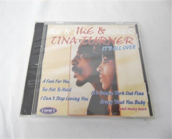 CD Ike & Tina Turner - It's All Over