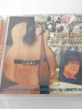 CD Manitas De Plata - Sentimiento - vendu par iqoqo