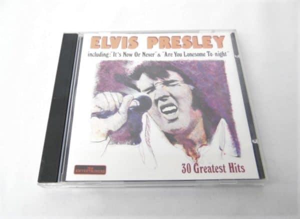 CD Elvis Presley - 30 Greatest Hits - vendu par iqoqo
