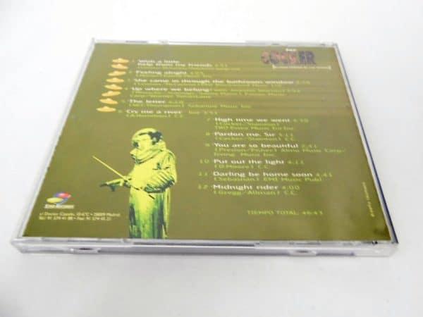 CD Joe Cocker - 12 Grandes éxitos en version original