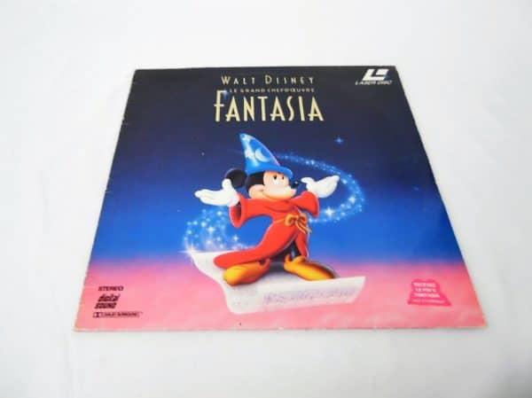 Laserdisc - Fantasia
