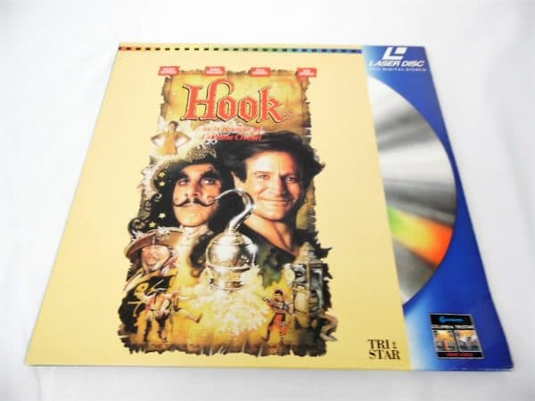 Laserdisc - Hook