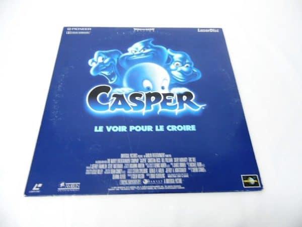 Laserdisc - Casper - vendu par iqoqo-collection